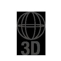 3D モチーフ